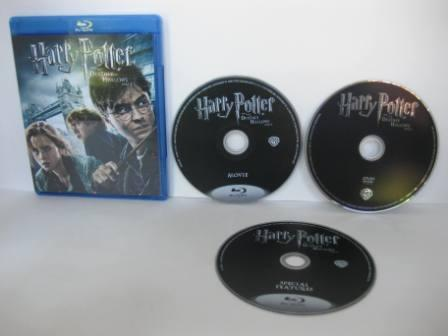 Harry Potter and the Deathly Hallows Part 1 - Blu-ray
